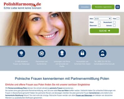 Partnervermittlung polen vergleich