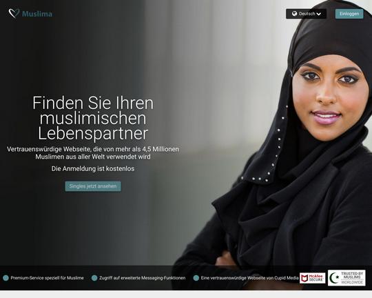 Partnersuche muslim