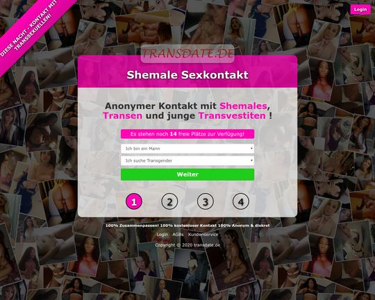 Partnersuche shemale Amateur Shemale